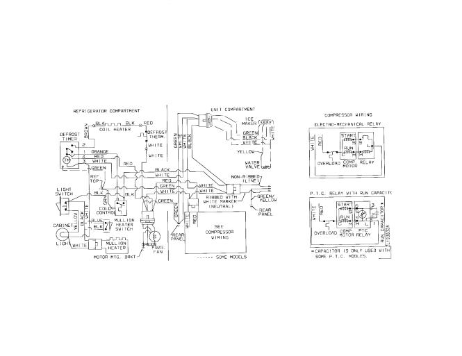 kenmore refrigerator wiring diagram wiring diagram refrigerator wiring diagram for frigidaire lfus2613lp3 yamaha