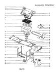 Weber Genesis Silver A Lp Gas Grill Parts Sears Partsdirect