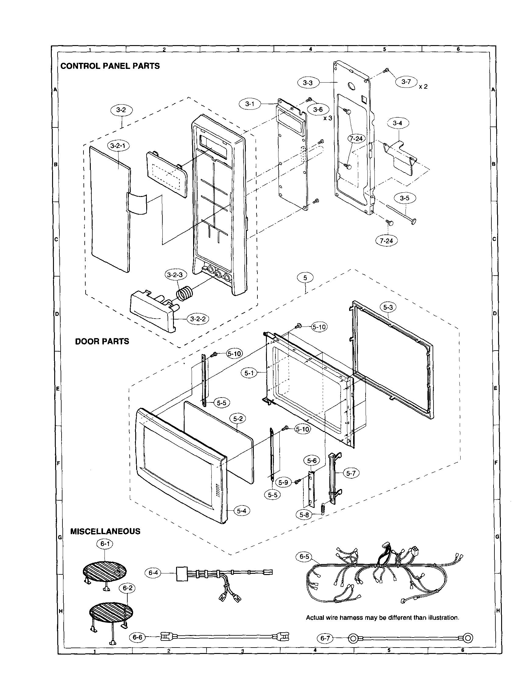 Sharp microwave spare parts motorviewco p0103084 00002 sharp microwave spare parts p9100281 00003 microwave wiring diagram p9100281 00003 microwave wiring