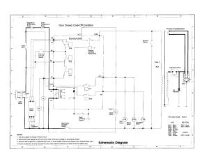 SCHEMATIC DIAGRAM Diagram & Parts List for Model r1461a