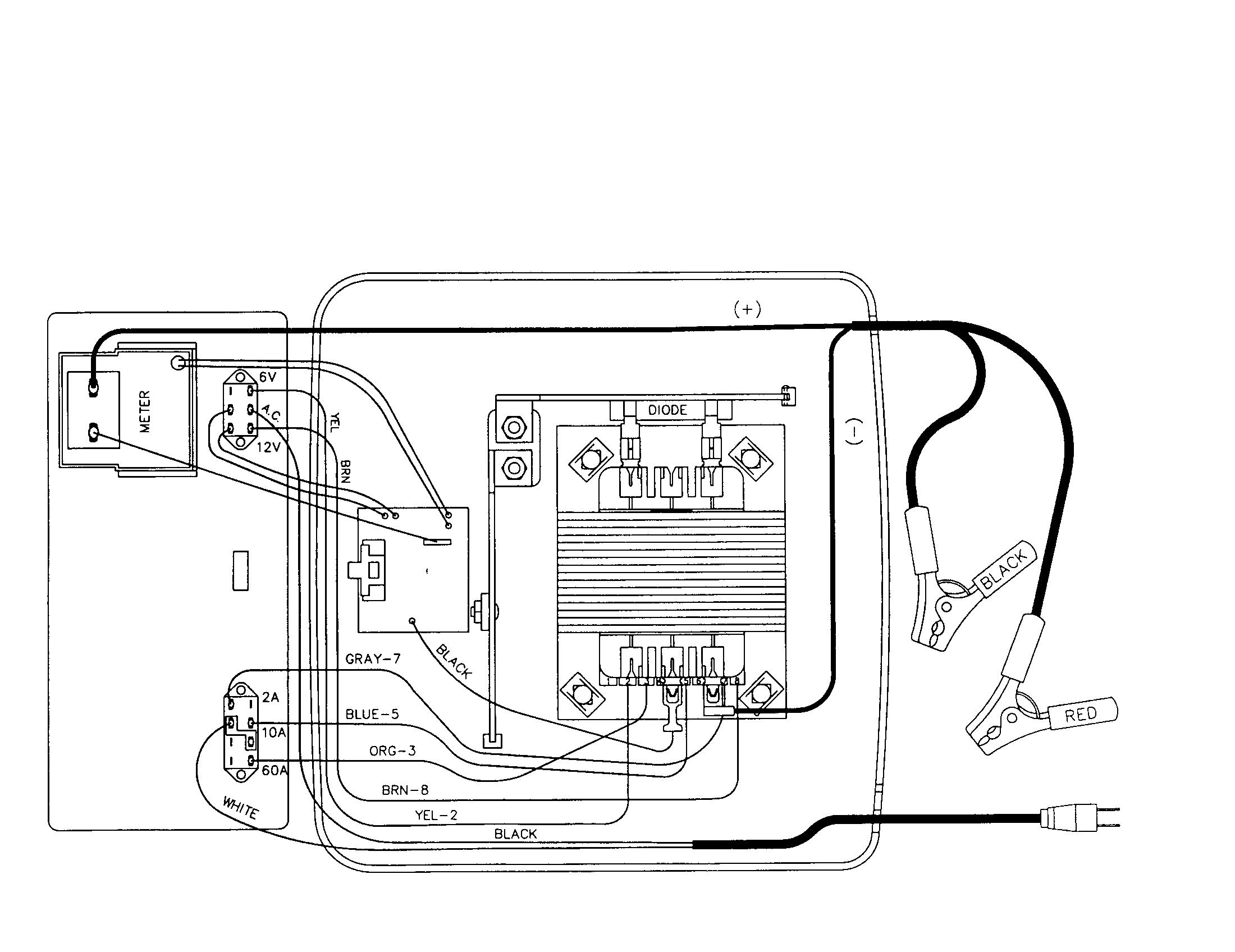 Schumacher Se 4020 Wiring Diagram