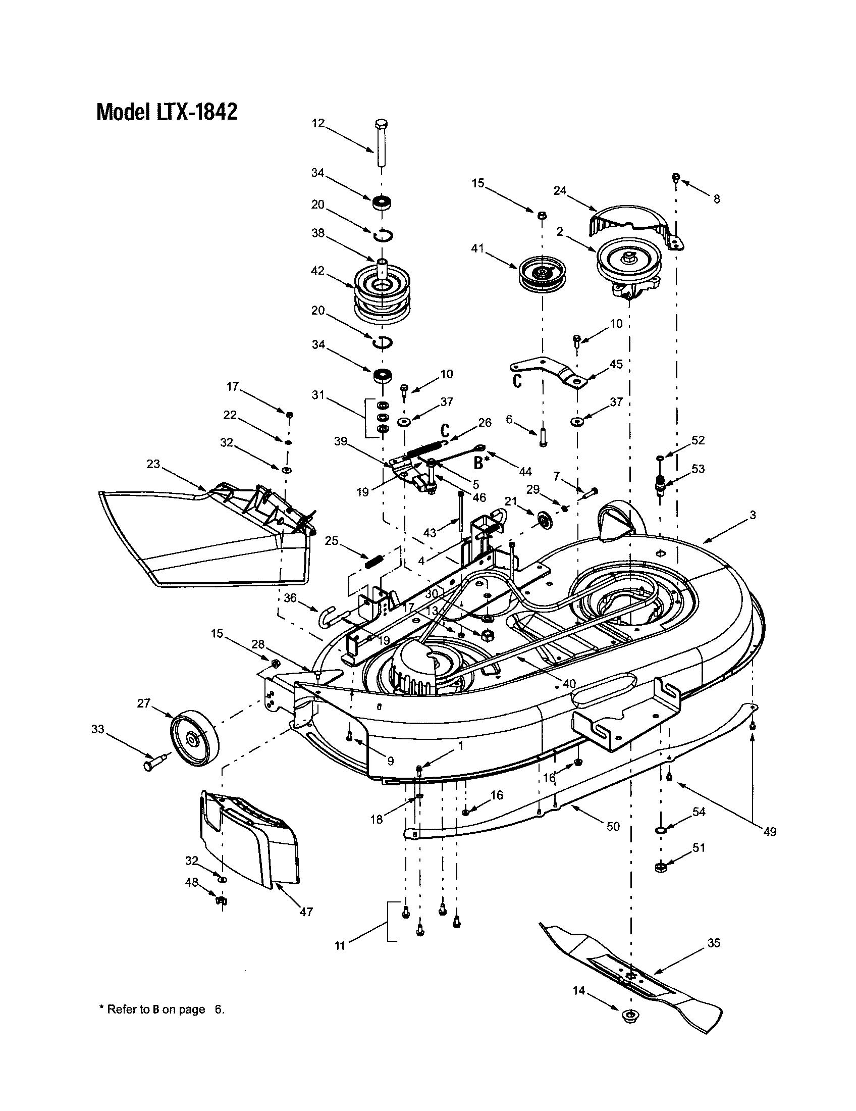 Troy bilt model ltx 1842 electrical wiring diagram troy bilt ltx 1842 specs cairearts