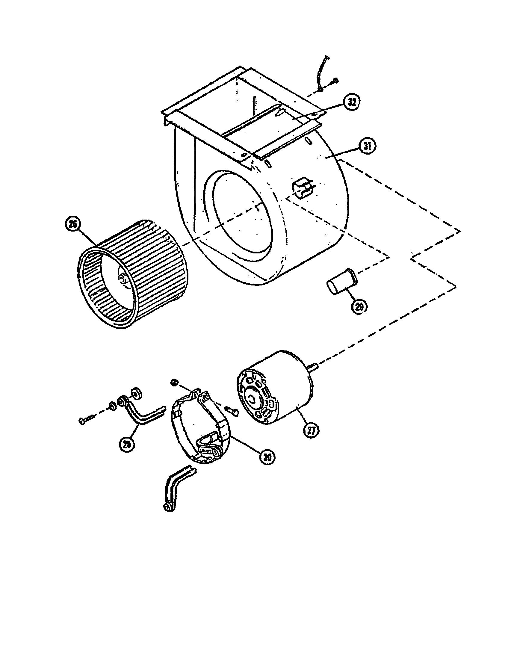 Lennox Furnace Parts Diagram