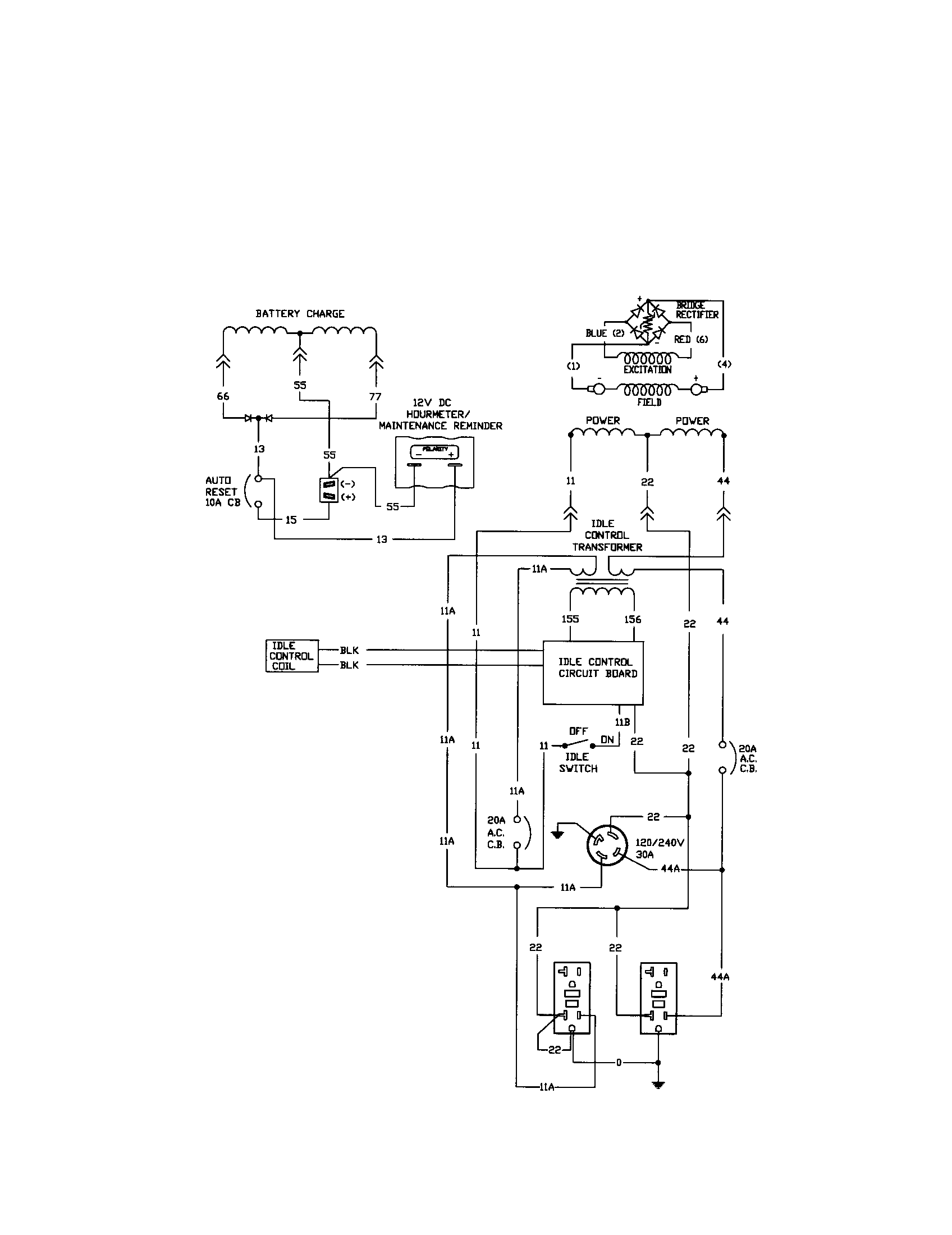 on onan ign coil wiring diagram