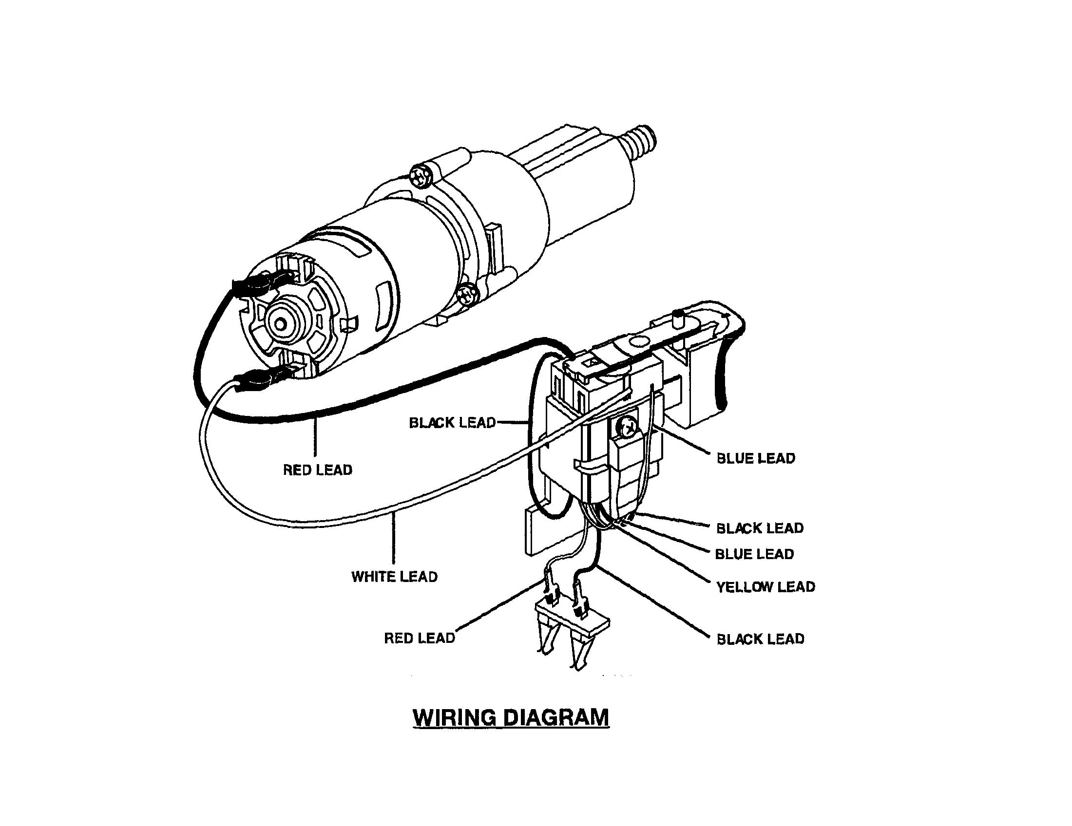 Ryobi model sa1802 drill driver genuine parts rh searspartsdirect