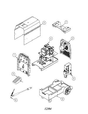 Tig Welder Wiring Diagram | Wiring Library
