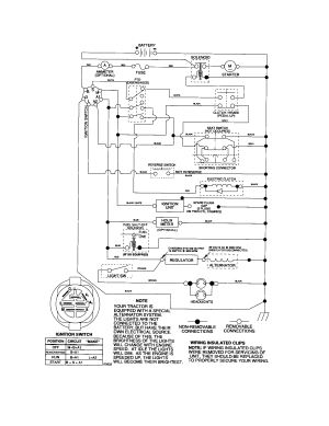 Husqvarna Yth2348 Wiring Diagram  Trusted Wiring Diagrams