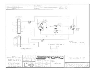 Coleman Powermate 6250 Generator Wiring Diagram  Wiring Diagram Sierramichelsslettvet