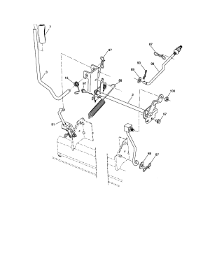 Wiring Diagram For Craftsman 917 276922 Riding Lawn Mower | Wiring Library