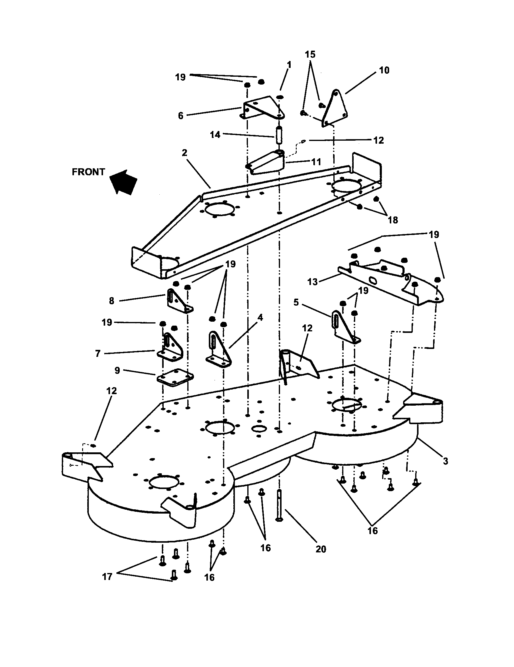 P0807066 00019?resize\\\\\\\=665%2C863 electrical wiring diagram 93 ford probe wiring diagrams 1994 Ford Probe at edmiracle.co