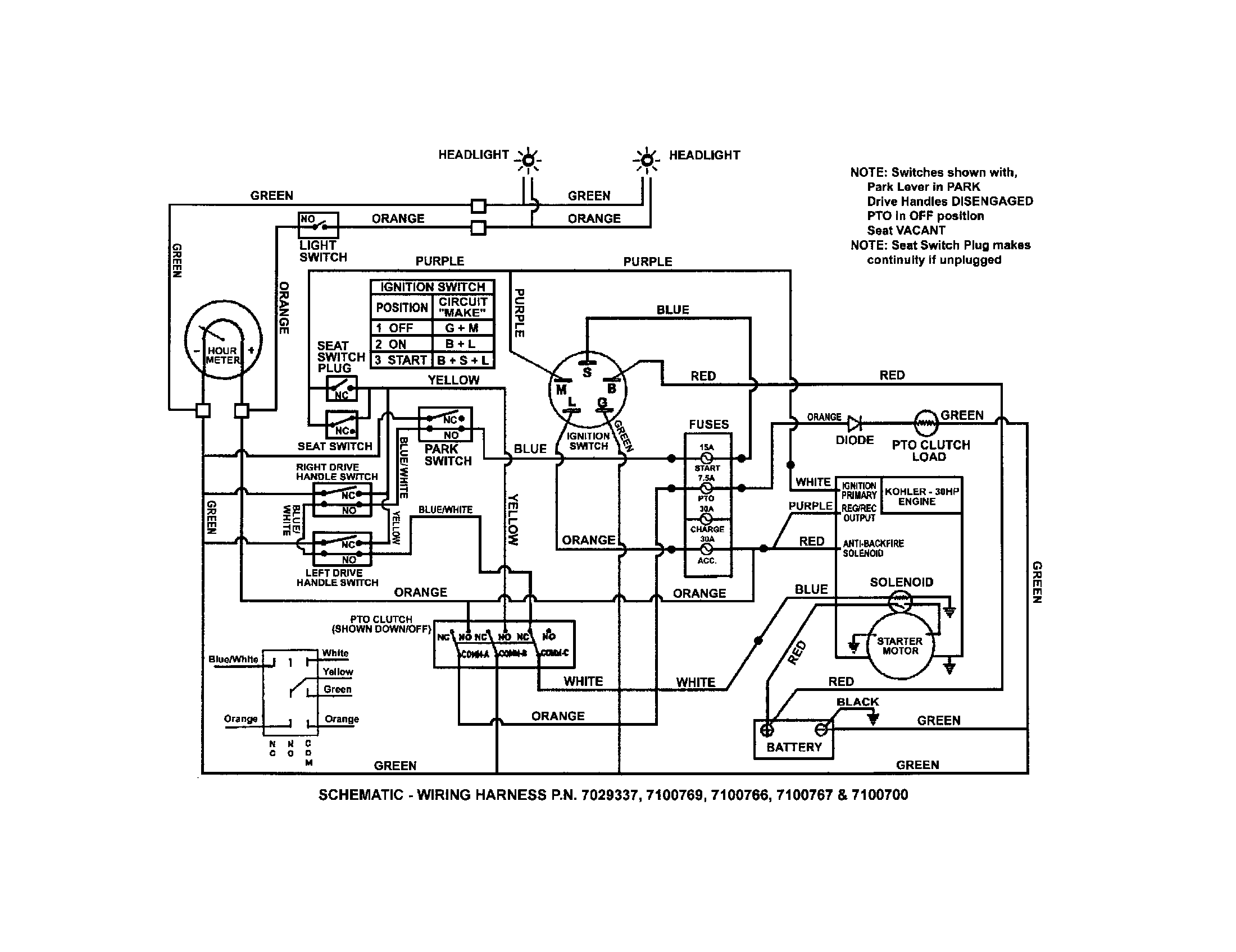 1996 ford thunderbird fuse diagram