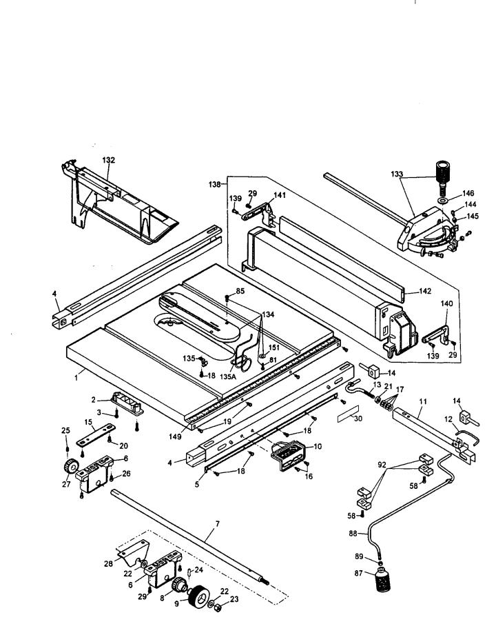 Dewalt Miter Saw Stand Parts Diagram Newmotorjdi Co