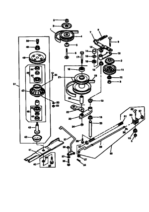 SABRE RIDING MOWER WIRING DIAGRAM  Auto Electrical Wiring