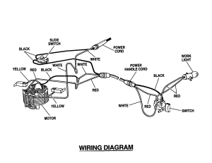 WIRING DIAGRAM Diagram & Parts List for Model 315175000