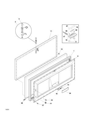 KENMORE FREEZER Parts | Model 25311351102 | Sears PartsDirect