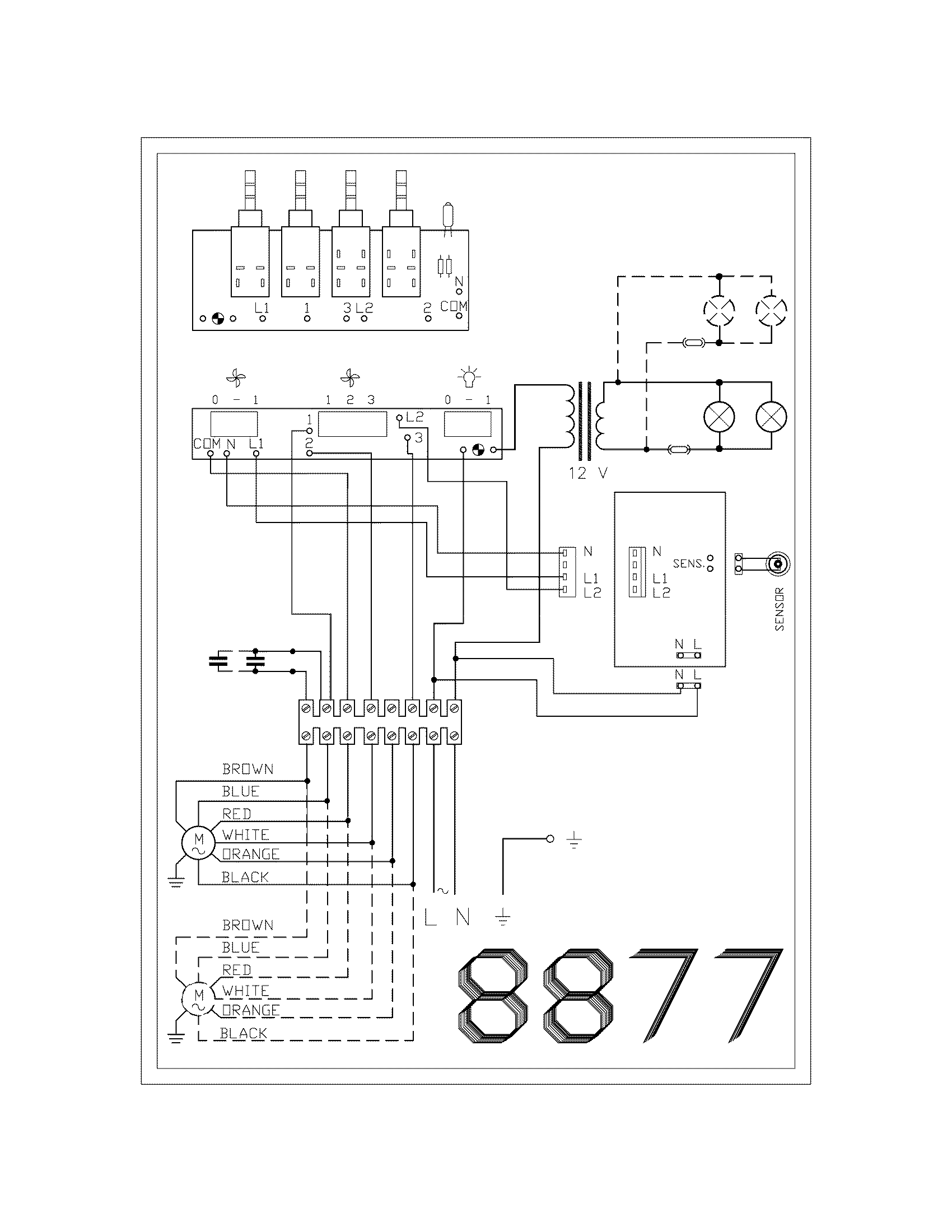 Honeywell Wiring Diagrams Honeywell 7800 Series Wiring Diagram Shunt