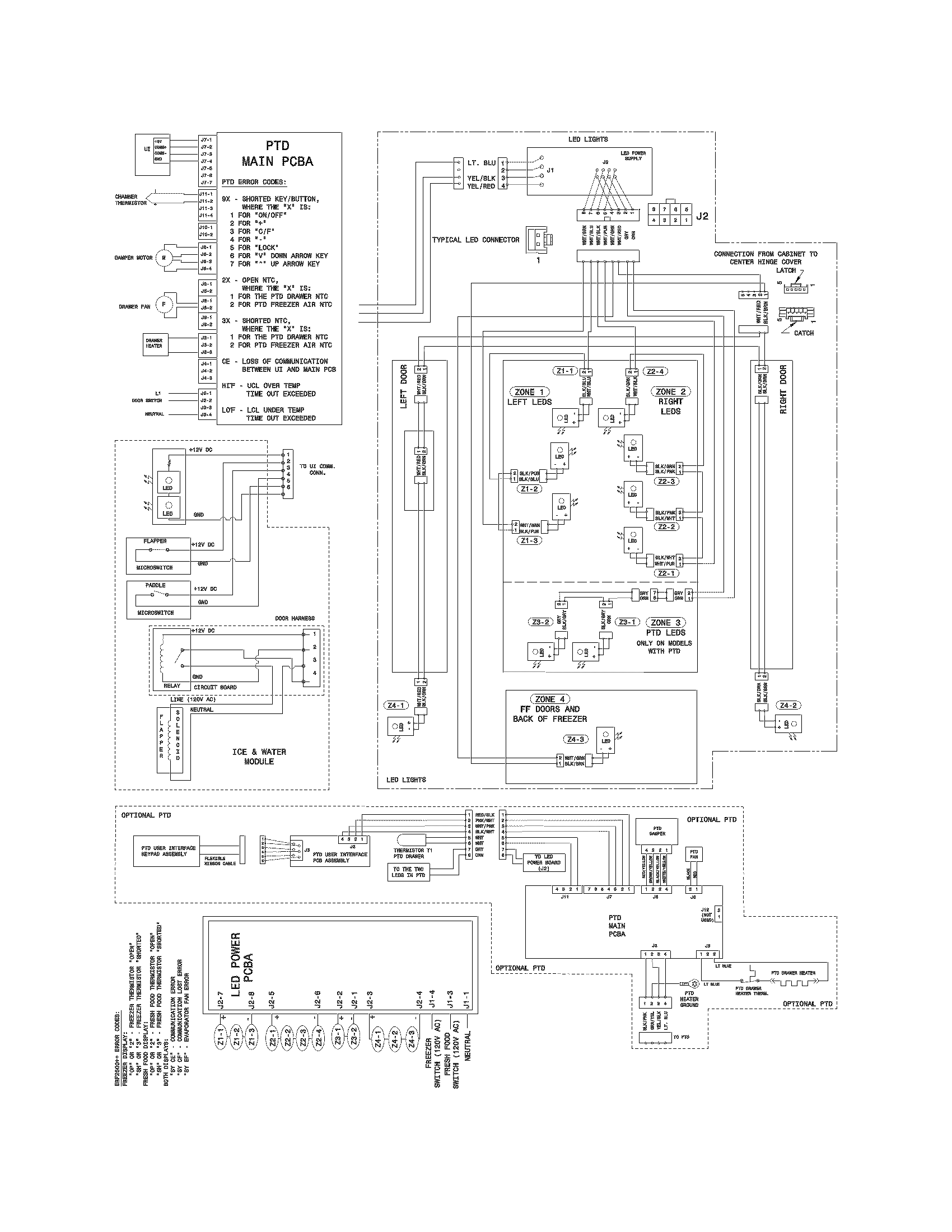 R1303093 00011?resize\=665%2C861 rexair wiring diagram pinout diagrams, snatch block diagrams Electrolux Vacuum Parts Diagram at edmiracle.co