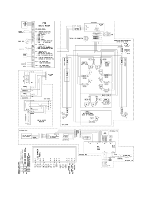 Electrolux Refrigerator Wiring Diagram  Somurich