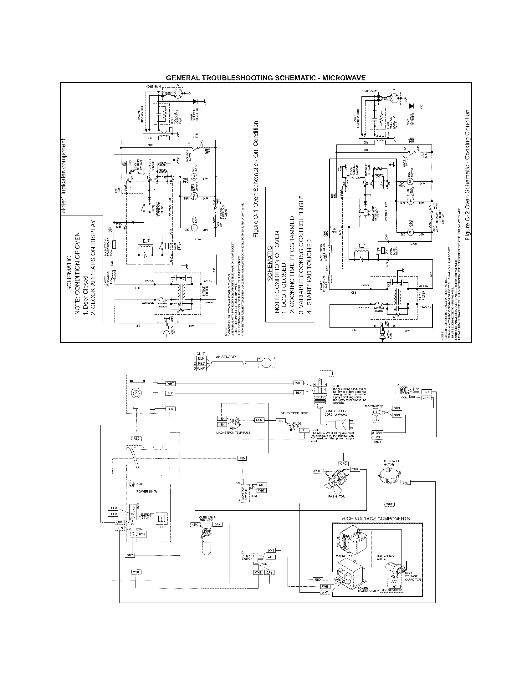 Wiring Diagram For Oven Electric Oven Wiring Diagrams Electric Image