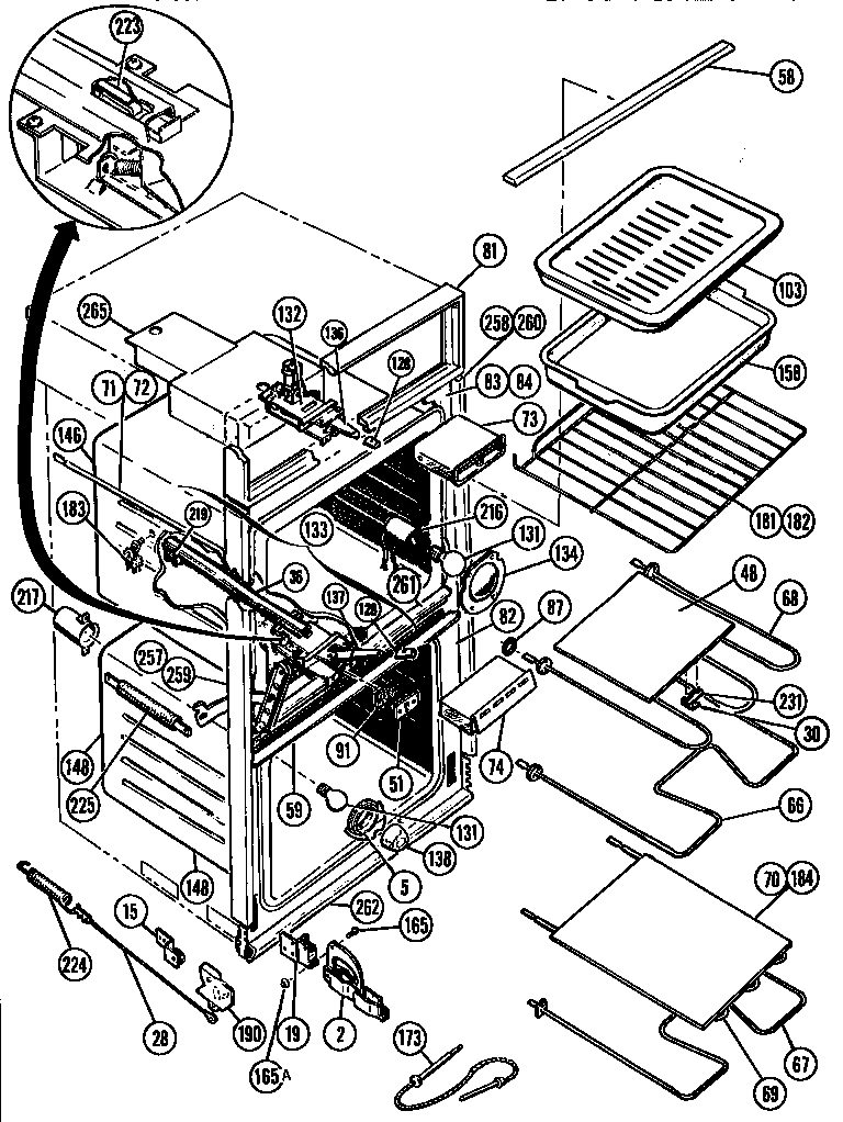 Diagram Kitchenaid Range Wiring Diagram Theodore Farmer