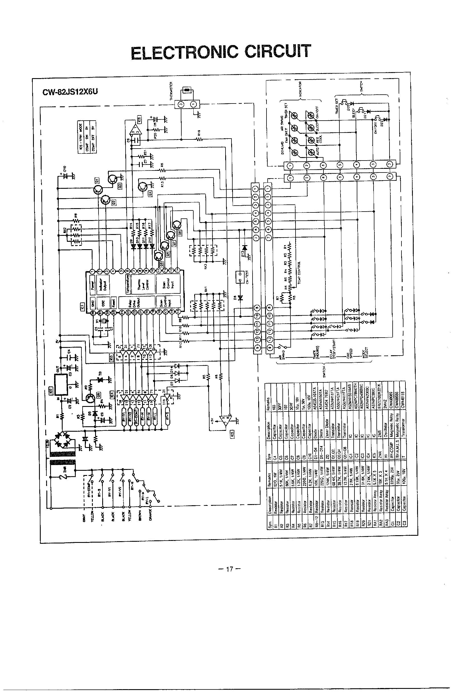 10kw Heat Strip Wiring Diagram Lennox Electric Furnace