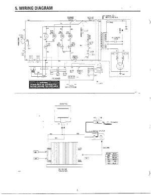 Samsung Microwave Control Parts | Model MC6566WXAA