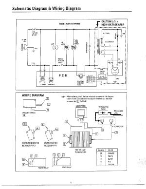 SAMSUNG Samsung Microwave Oven Parts | Model MW5350WXAA | Sears PartsDirect