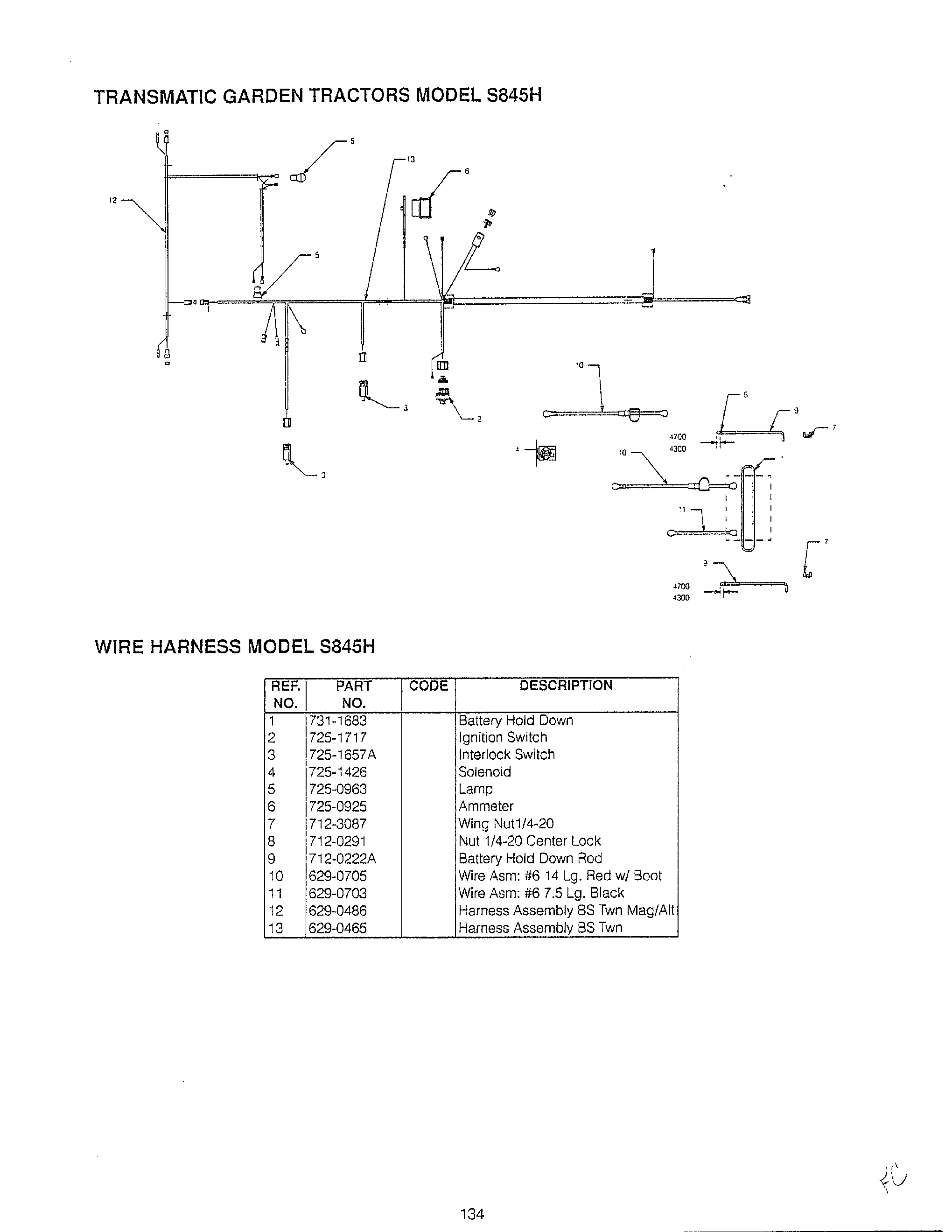WL000487 00023?resize\=665%2C861 clarion m109 wiring diagram for a radio clarion radios for trucks clarion m109 wiring diagram at bayanpartner.co