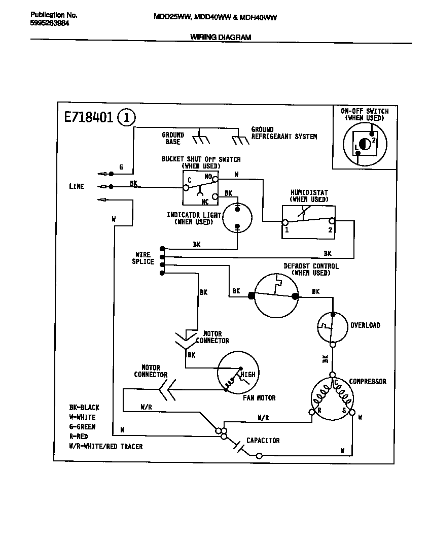 Aprilaire model wiring diagram