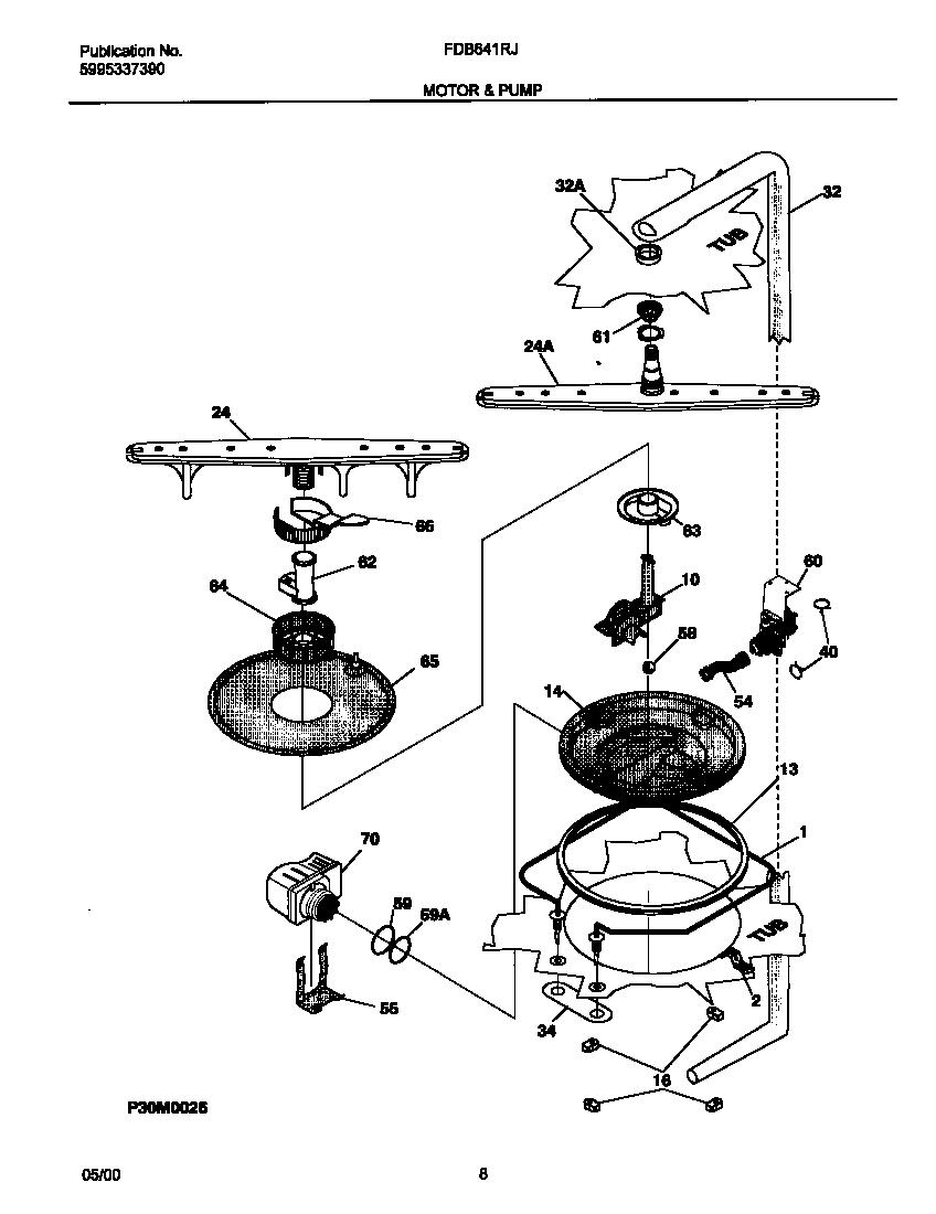 Frigidaire dishwasher schematic diagram wiring diagrams schematics rh deemusic co