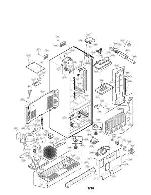 LG REFRIGERATOR Parts | Model LFD25860TT | Sears PartsDirect