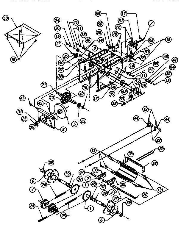 Model 247882690   CRAFTSMAN SNOW THROWER Parts