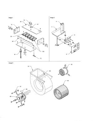 GOODMAN GAS FURNACE Parts | Model GMPN1205 | Sears PartsDirect