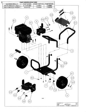 DEWALT PRESSURE WASHER Parts | Model dxpw3835 | Sears