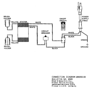 Dewalt model DW733TY2 planer genuine parts