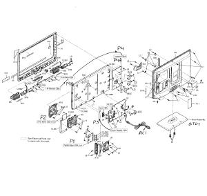 MAGNAVOX LCD TELEVISIONDVD Parts | Model 32MD301BF7 | Sears PartsDirect