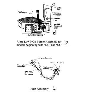 WHIRLPOOL WATER HEATER Parts | Model NU40T61403 | Sears