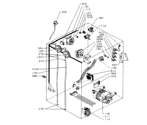 DANBY WASHER Parts | Model DWM5500W | Sears PartsDirect