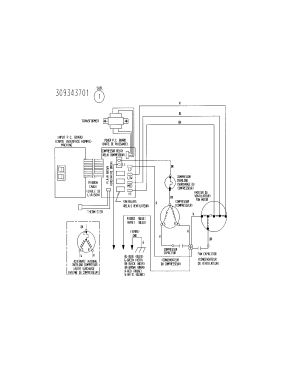 KENMORE AIR CONDITIONER Parts   Model 25371156100   Sears PartsDirect