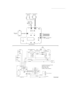 Electrolux model E15TC75HSS pactors genuine parts