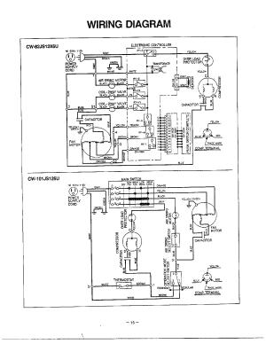PANASONIC PANASONIC ROOM AIR CONDITIONER Parts   Model
