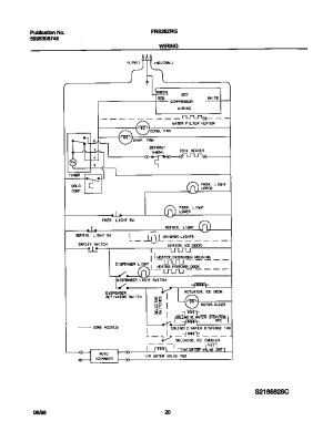 FRIGIDAIRE FRS26ZRGW0  P5995308748 Parts   Model