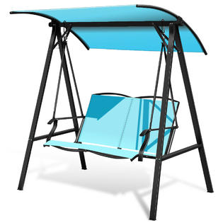 seat reclining swings with canopy