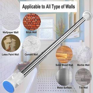 rivuletrod adjustable tension shower