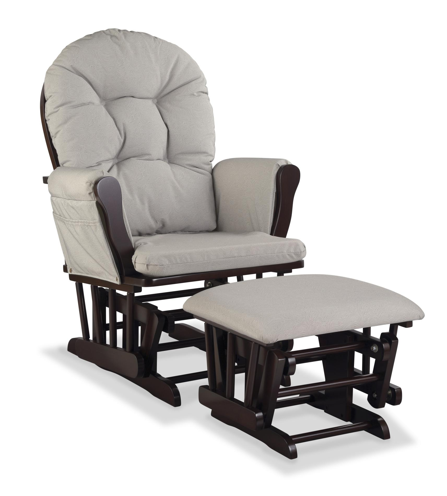 Upc 056927095049 Nursery Glider Chair Ottoman