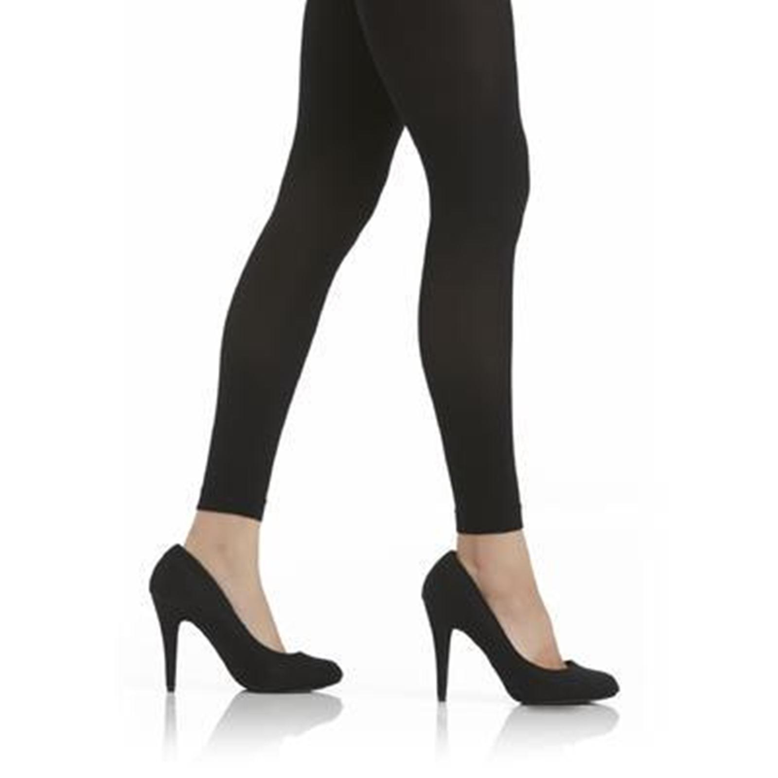 Attention Womens Footless Tights