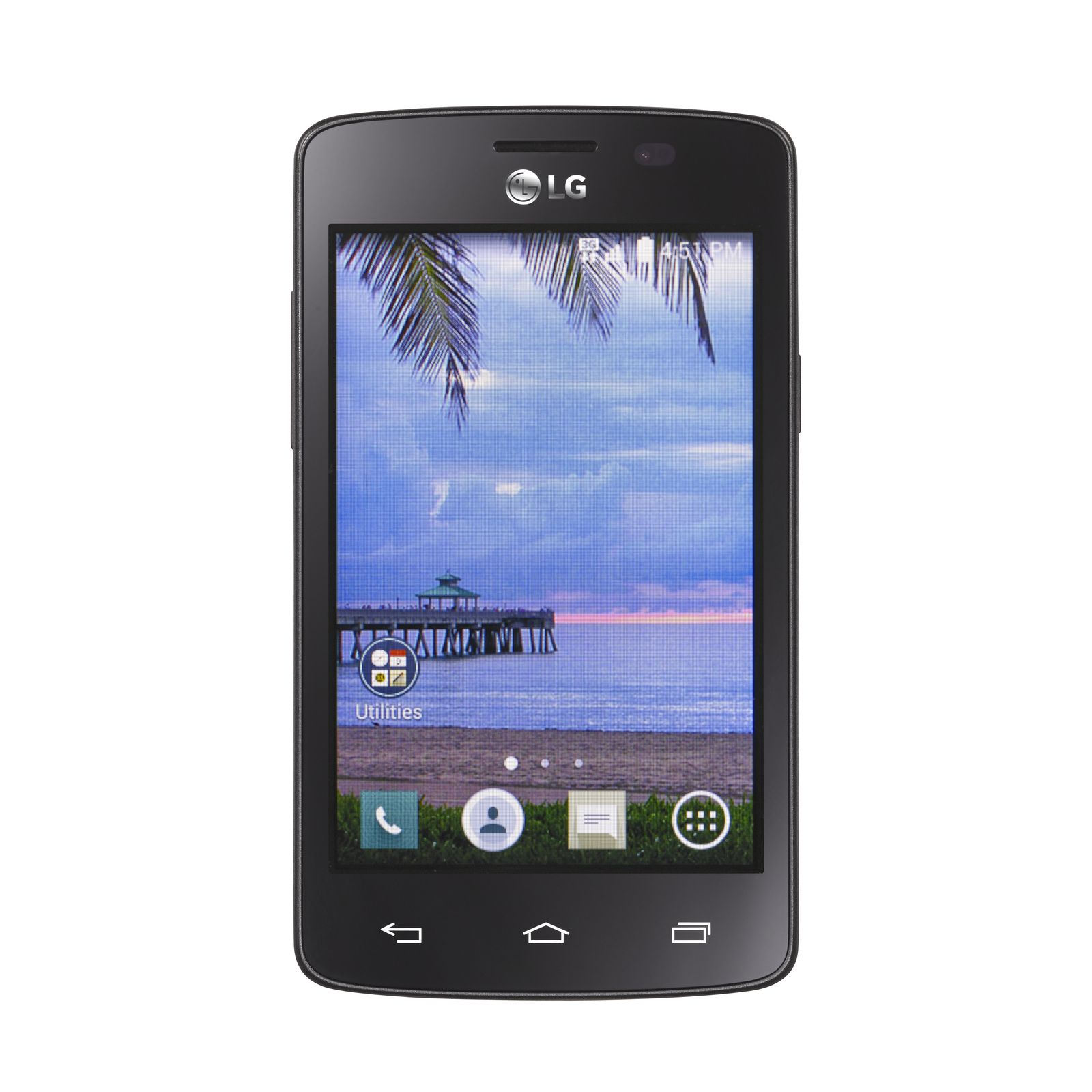 TracFone LG L16C Lucky Smart Phone - TVs & Electronics ...