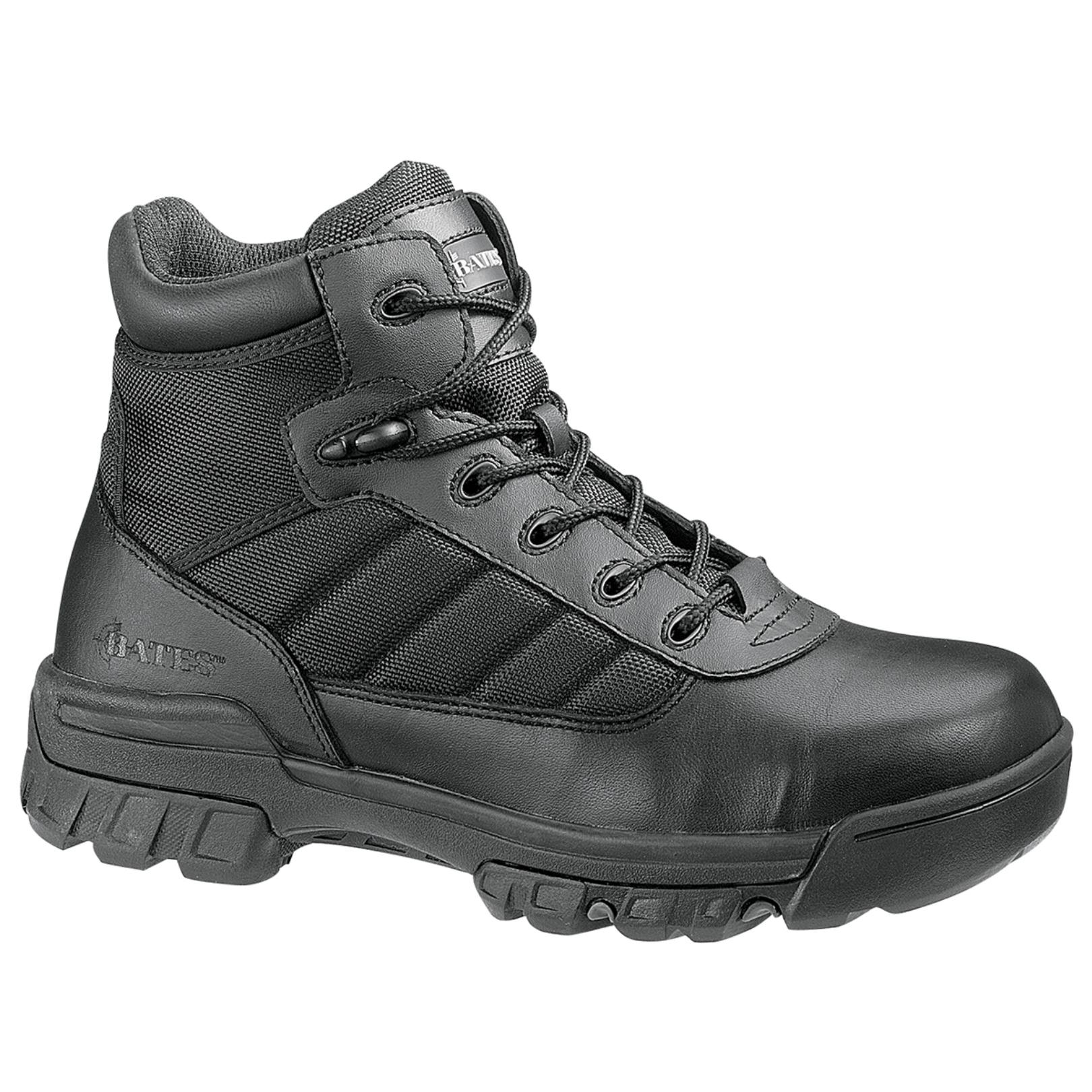 "Bates Men's Ultra-Lites 5"" Soft Toe Work Boot E02262 Wide ..."