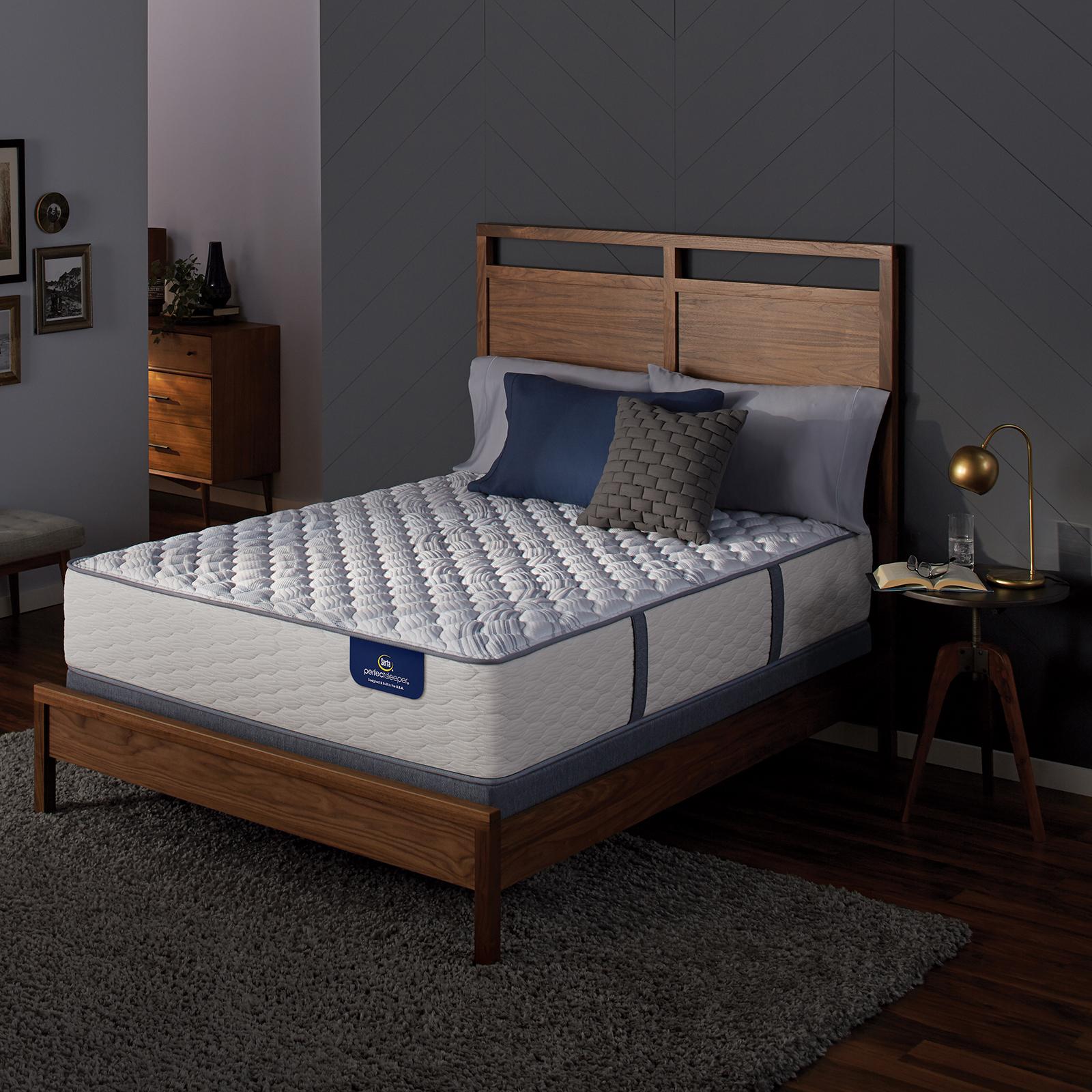 Serta Perfect Sleeper Hanwell Extra Firm Queen Mattress