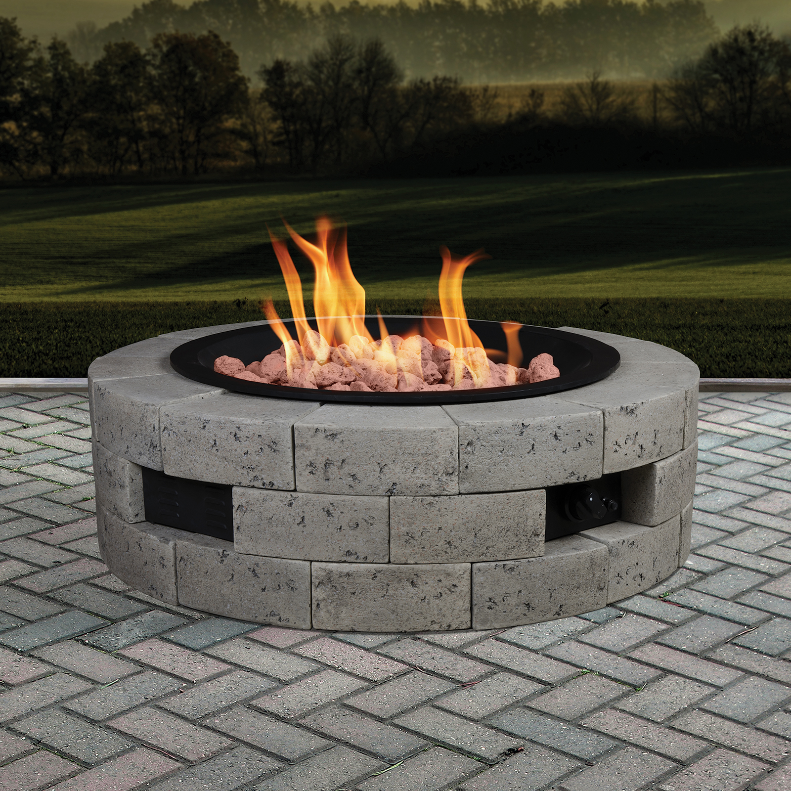 Can This Firepit Be Converted To Use Natural Gas Shop Your Way Online Shopping Amp Earn Points